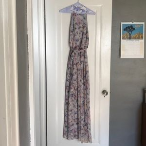 BHLDN floral dress. Worn once